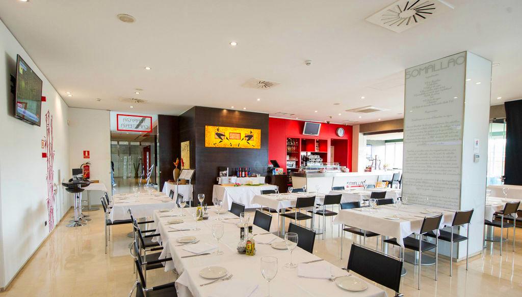Foto 39 de Restaurantes en Rivas Vaciamadrid | Restaurante Somallao Sercotel Rivas