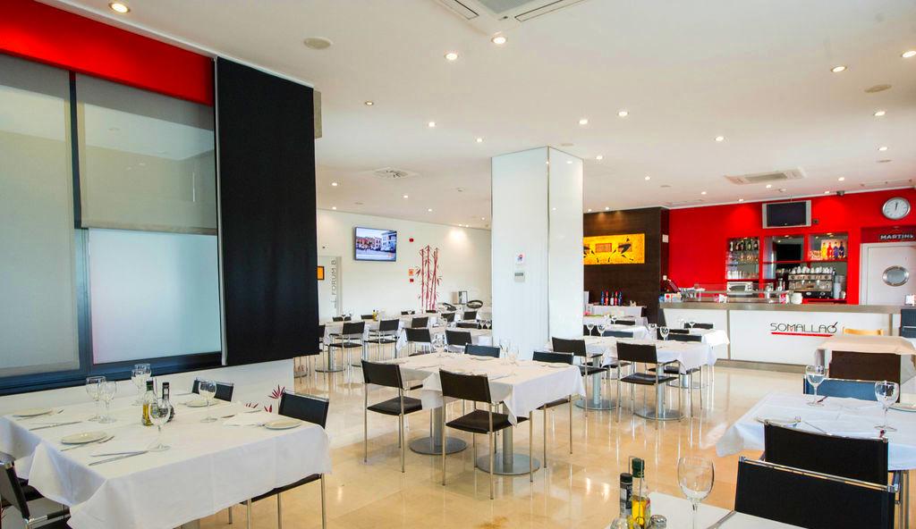 Foto 32 de Restaurantes en Rivas Vaciamadrid | Restaurante Somallao Sercotel Rivas
