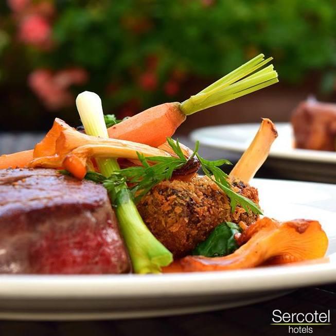 Foto 7 de Restaurantes en Rivas Vaciamadrid | Restaurante Somallao Sercotel Rivas