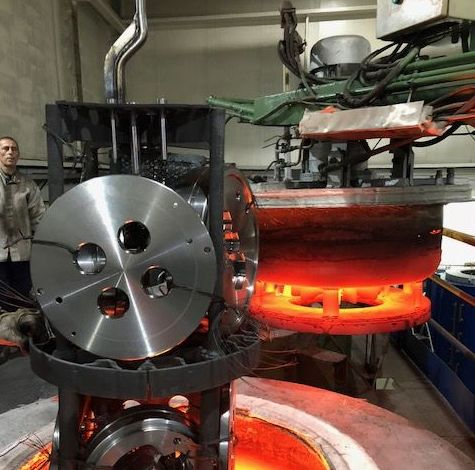 Foto 6 de Fabricación de hornos de temple para aceros en Sant Vicenç dels Horts | Promotremp
