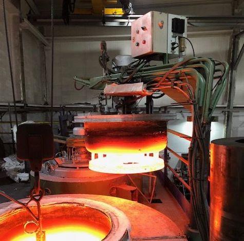 Foto 7 de Fabricación de hornos de temple para aceros en Sant Vicenç dels Horts | Promotremp