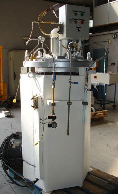 Fabricación y reparación de hornos de temple