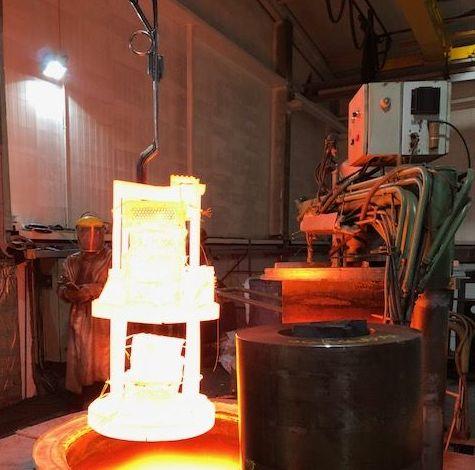 Foto 5 de Fabricación de hornos de temple para aceros en Sant Vicenç dels Horts | Promotremp