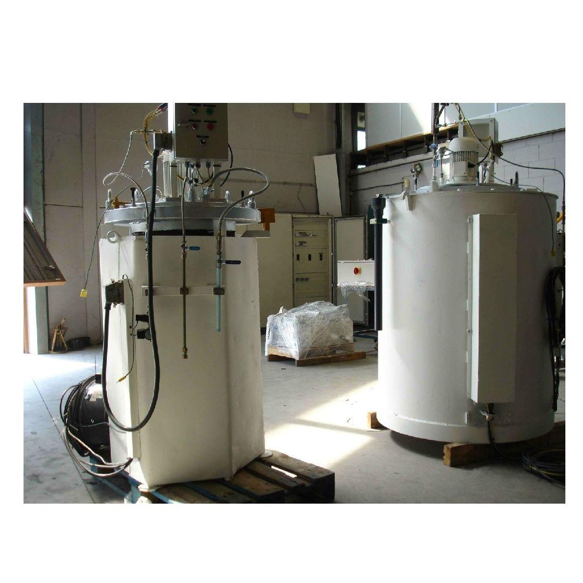 Fabricación y reparación de hornos: Servicios y ttos térmicos de Promotremp
