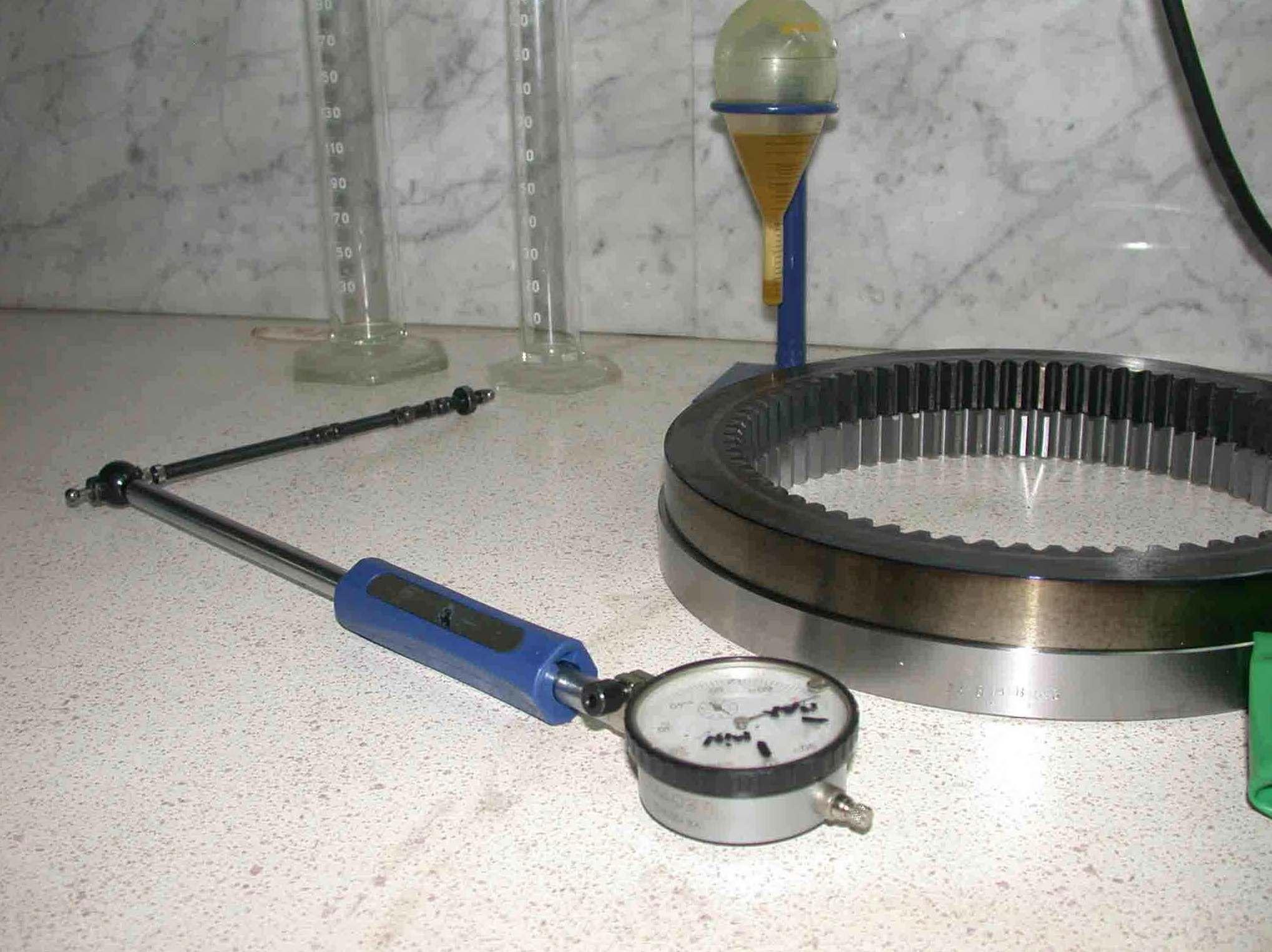 Control de calidad en laboratorio