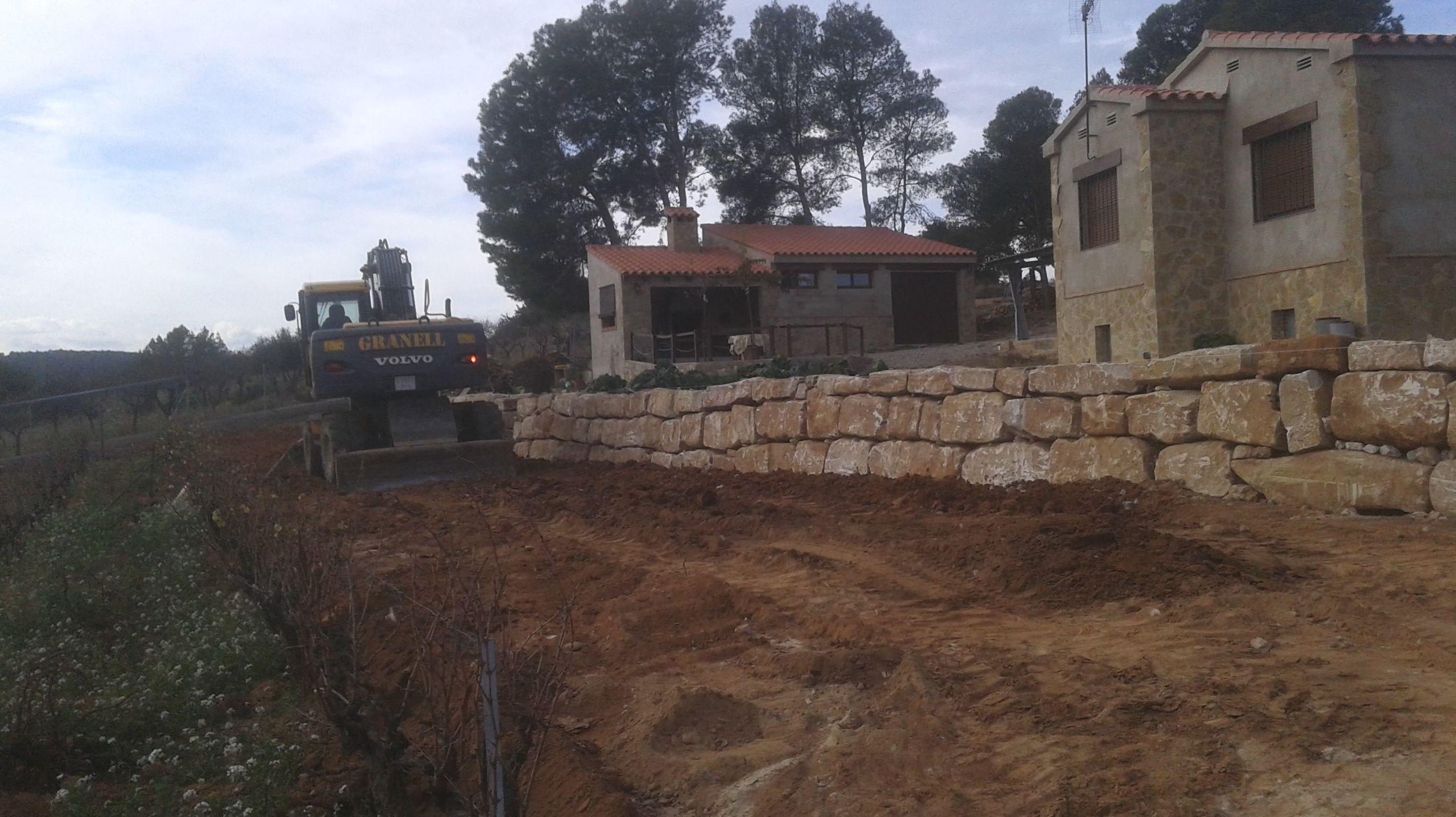 Alquiler de maquinaria pesada en Castellón