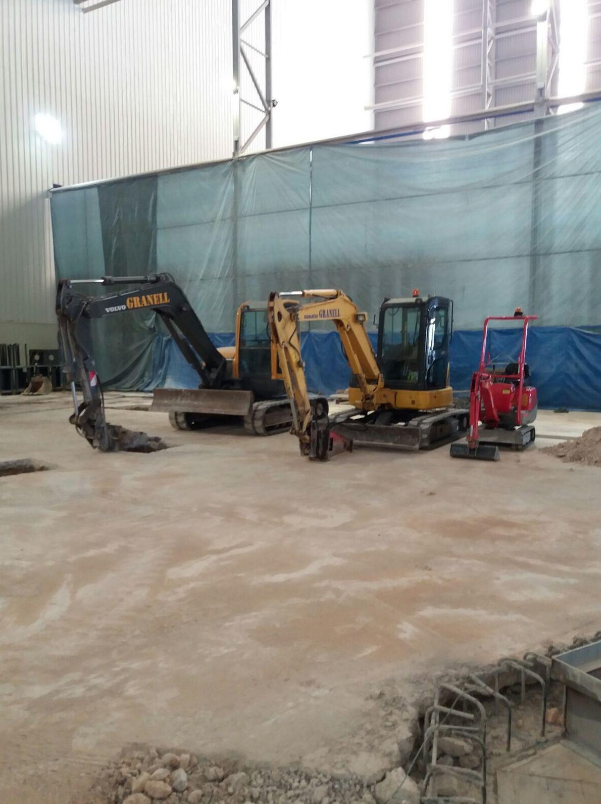 Foto 8 de Excavaciones en L'Alcora | Excavaciones José Granell