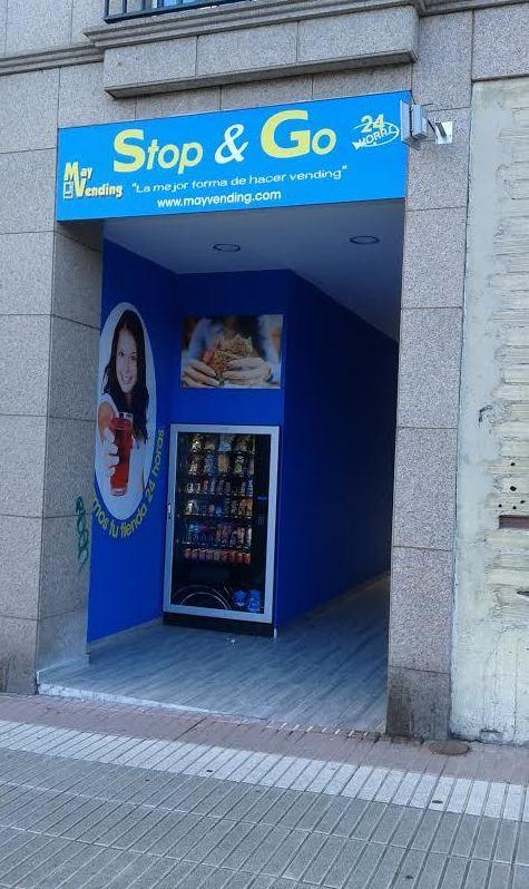 Máquinas expendedoras en A Coruña