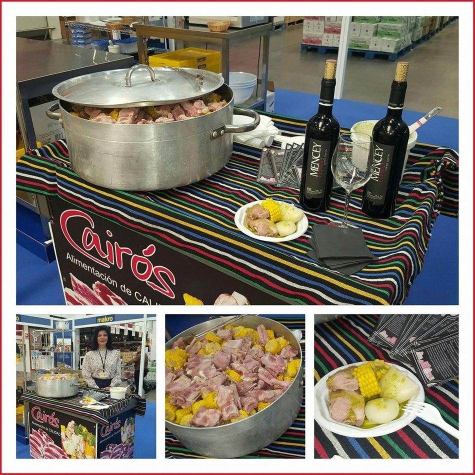 Venta y distribución de productos cárnicos en Tenerife