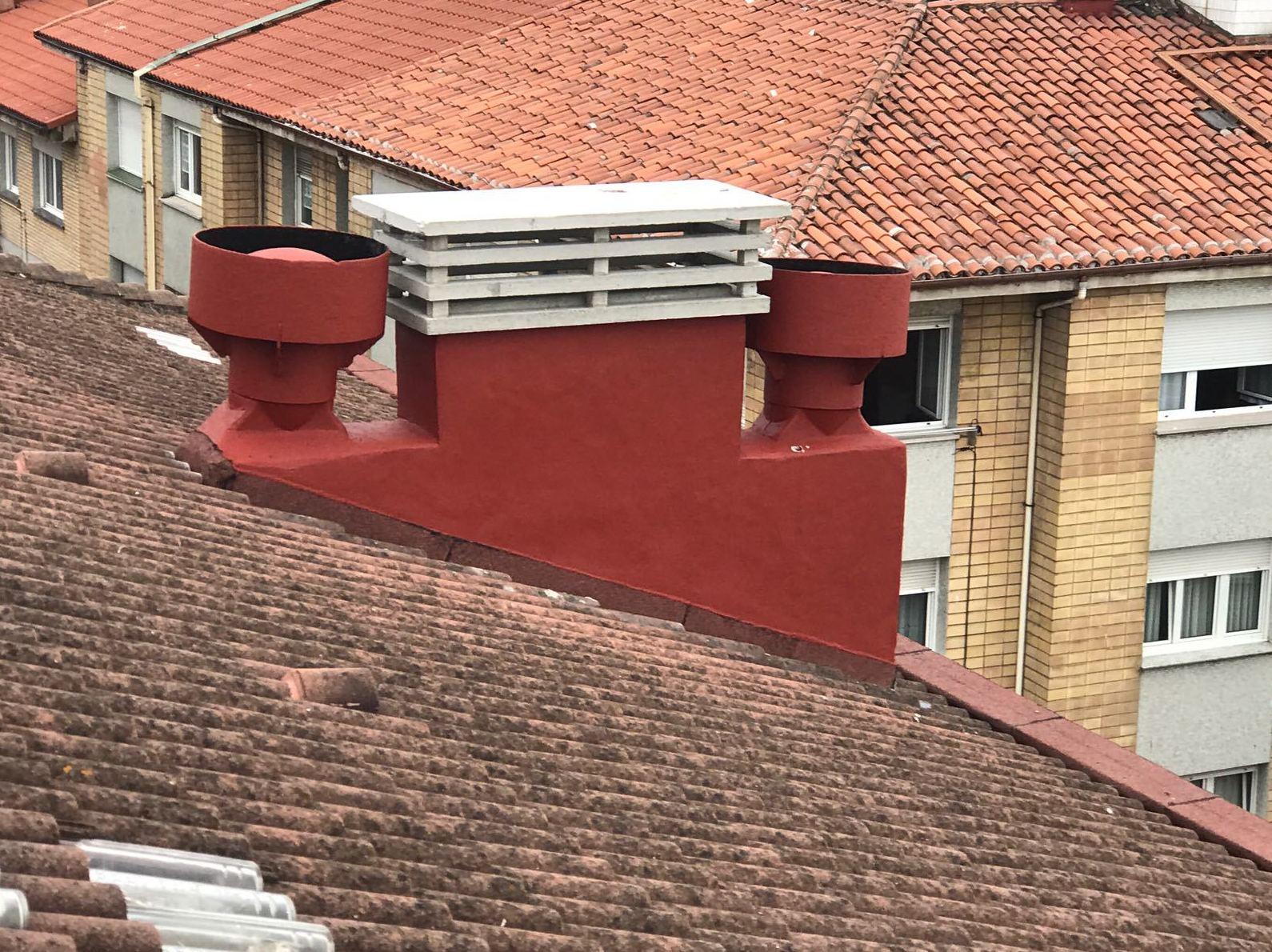 Foto 23 de Cubiertas y tejados en Gijón | Tecons