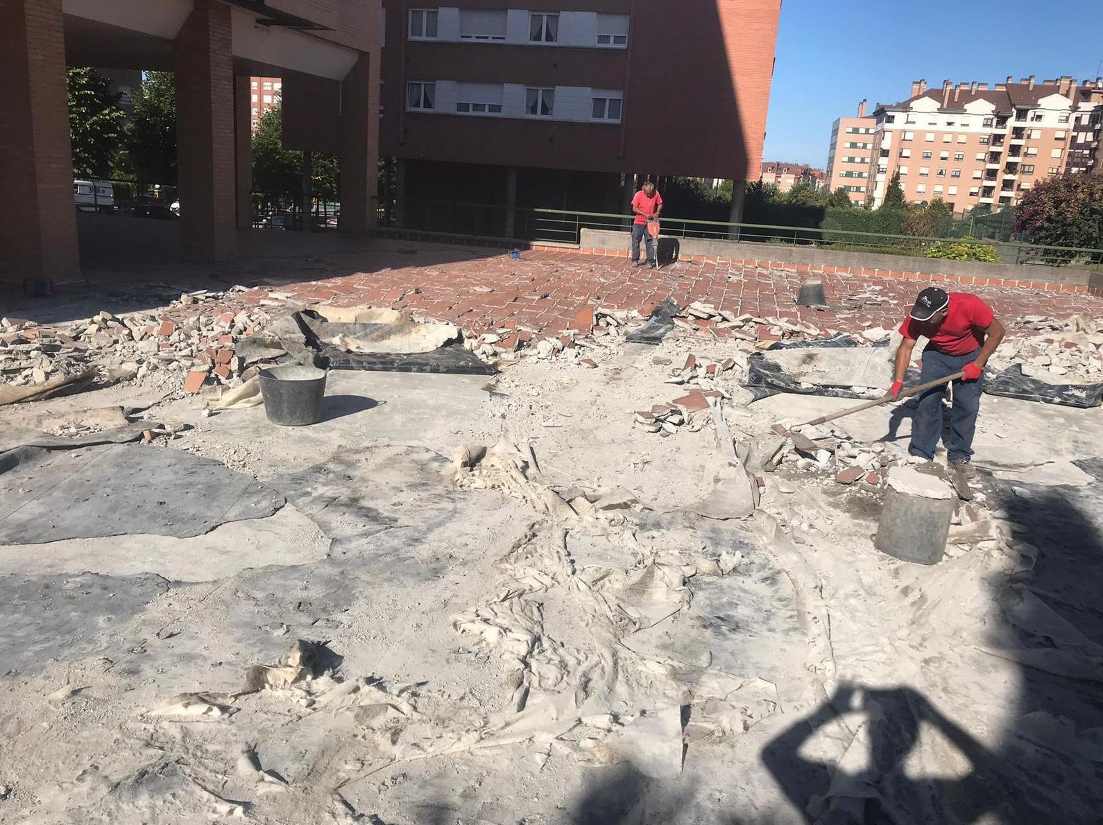 Foto 11 de Cubiertas y tejados en Gijón | Tecons