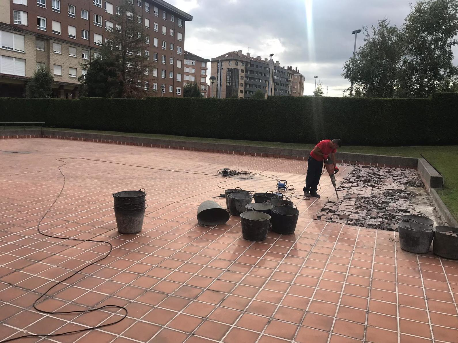 Foto 14 de Cubiertas y tejados en Gijón   Tecons