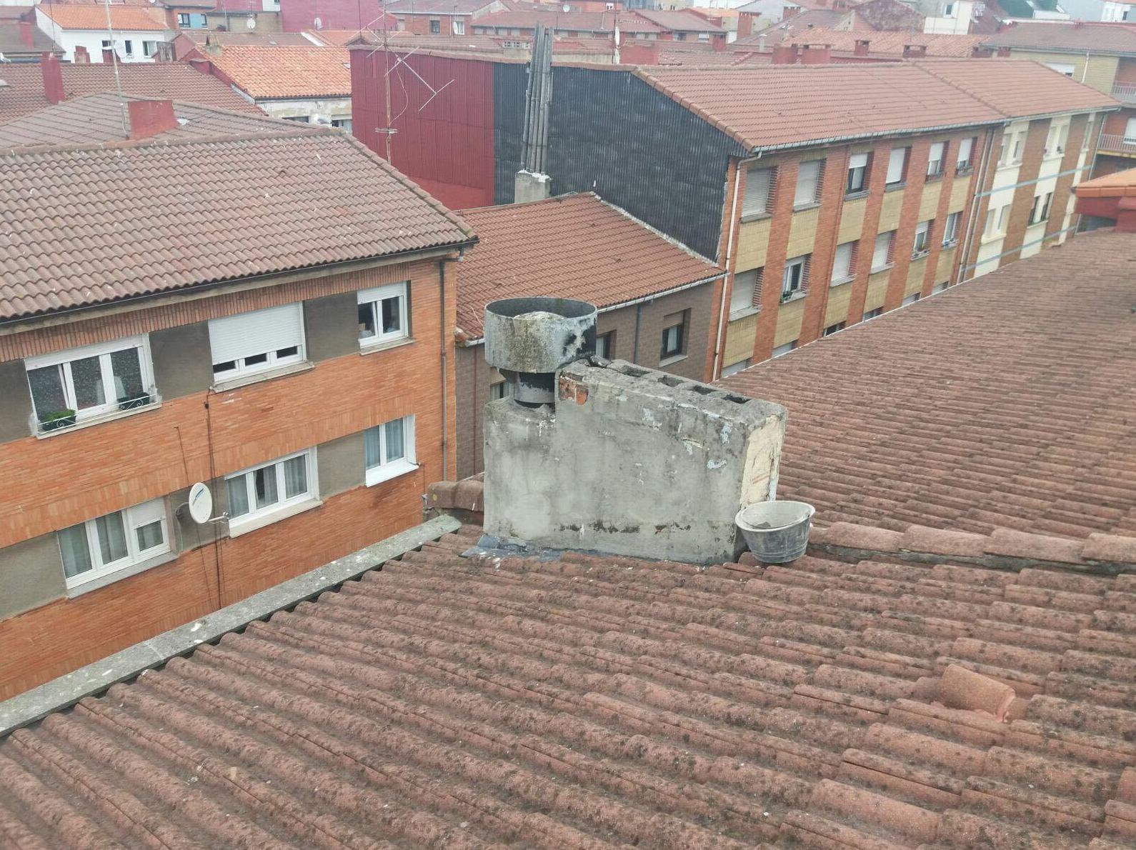 Foto 58 de Cubiertas y tejados en Gijón | Tecons