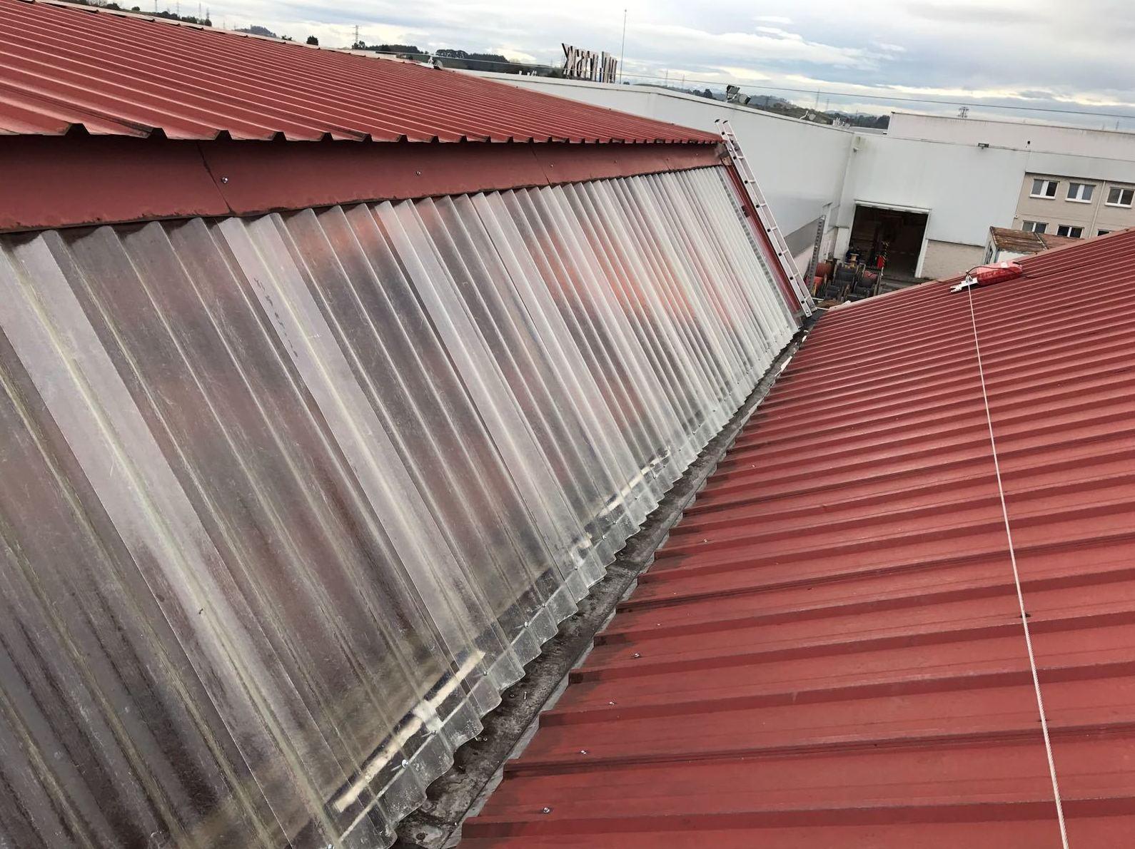 Foto 77 de Cubiertas y tejados en Gijón | Tecons
