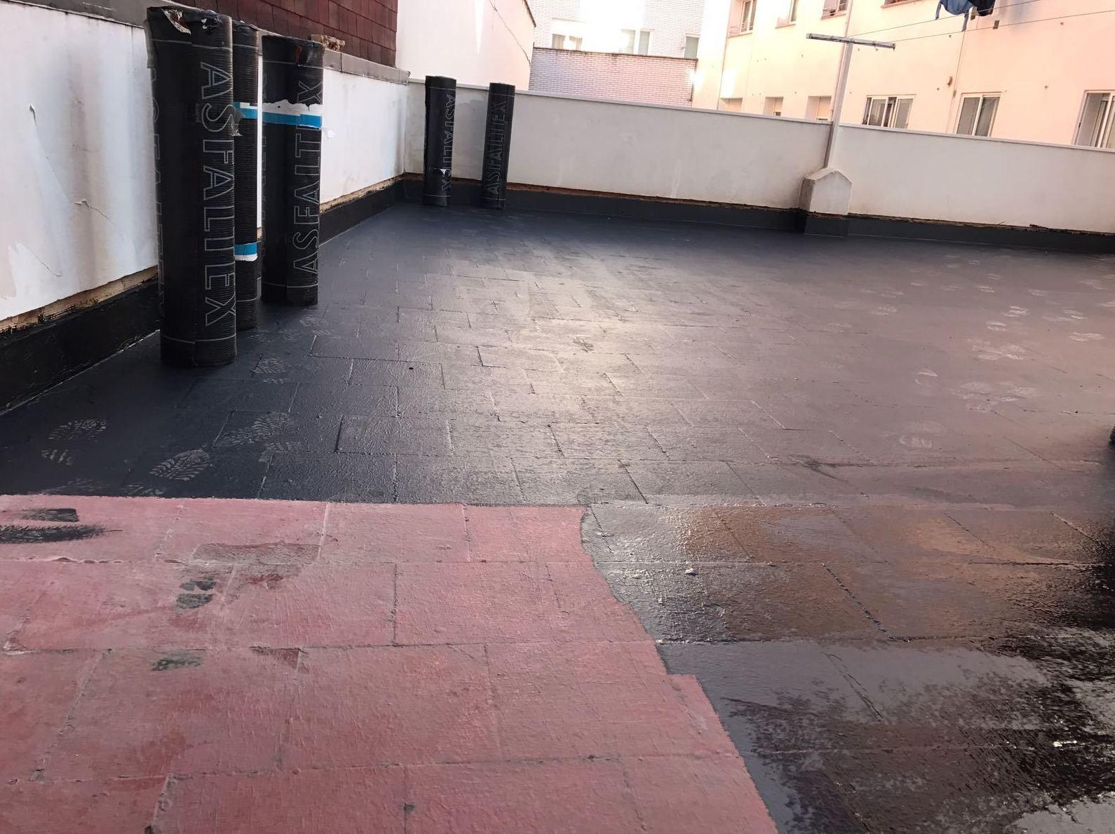 Foto 33 de Cubiertas y tejados en Gijón | Tecons