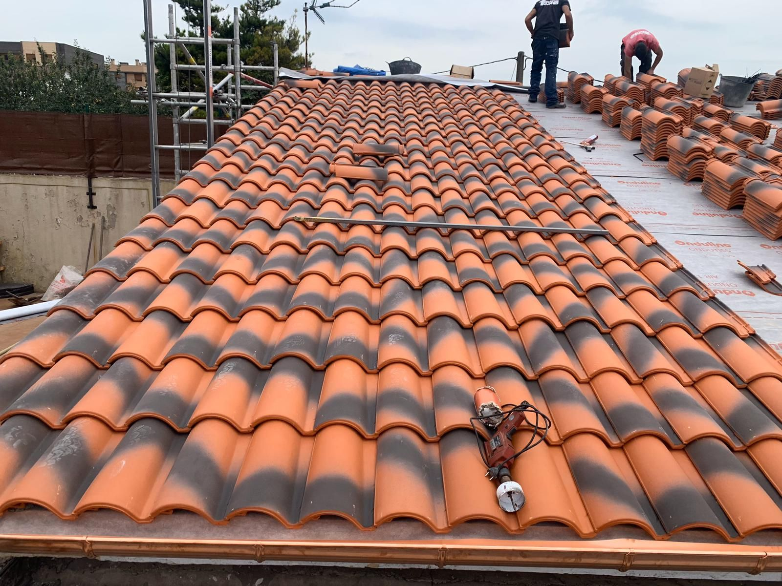 Foto 20 de Cubiertas y tejados en Gijón | Tecons