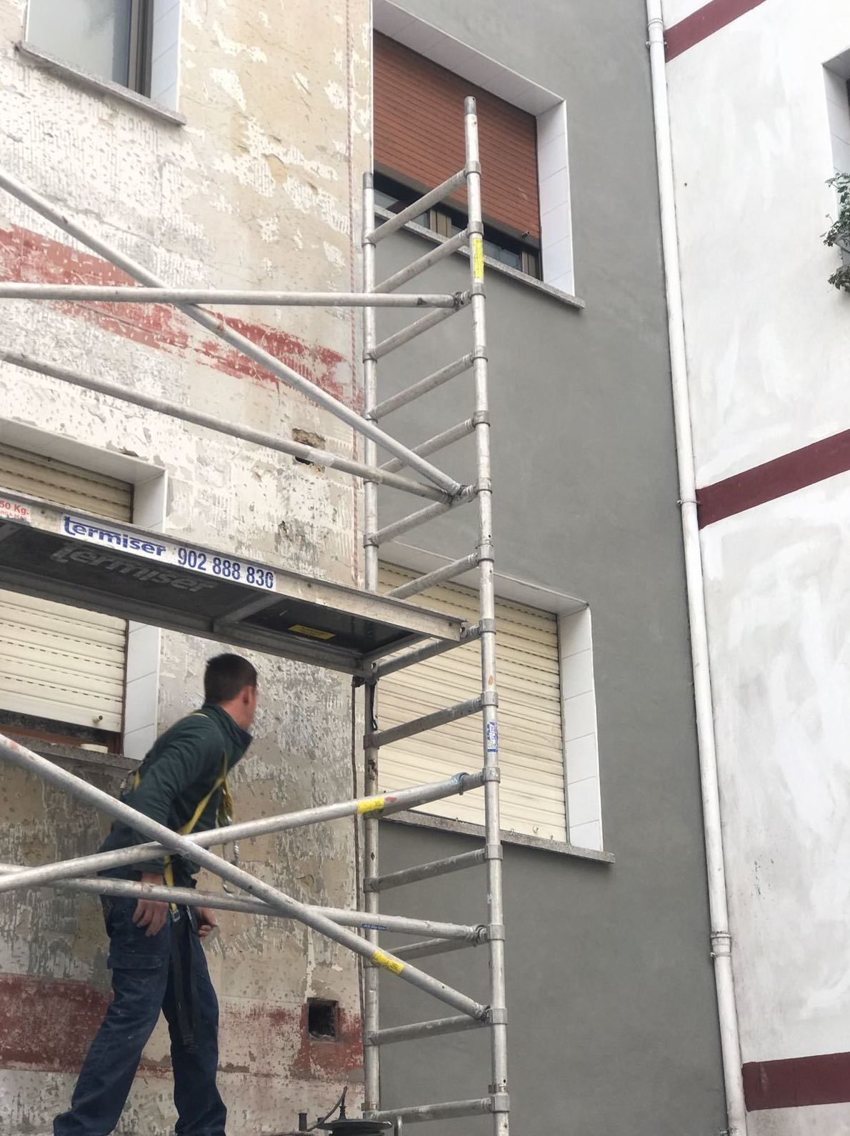 OBRA ANTES DE LA REHABILITACIÓN