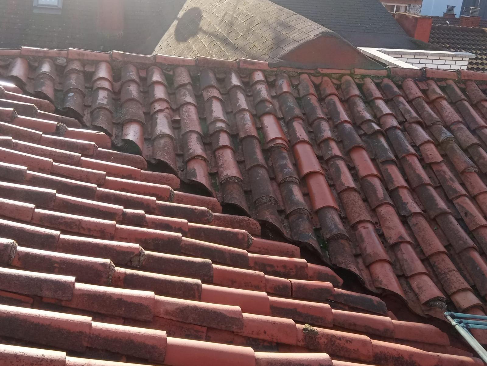Foto 2 de Cubiertas y tejados en Gijón | Tecons