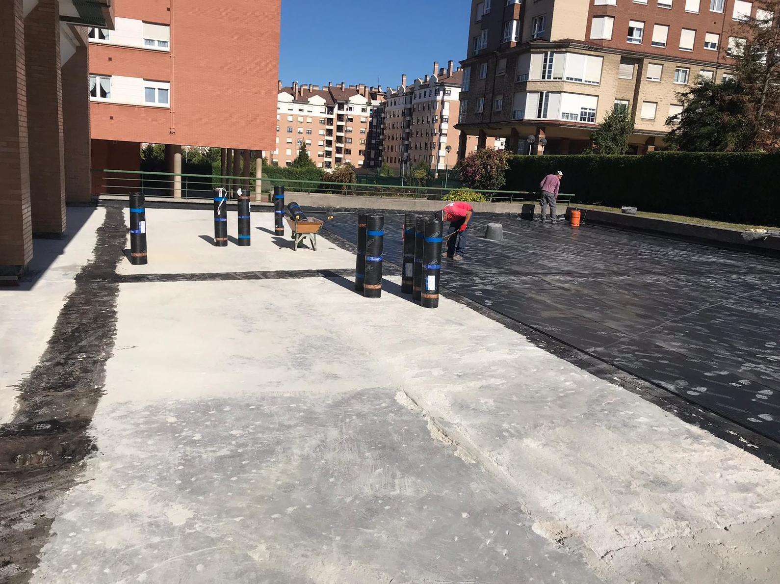 Foto 37 de Cubiertas y tejados en Gijón | Tecons