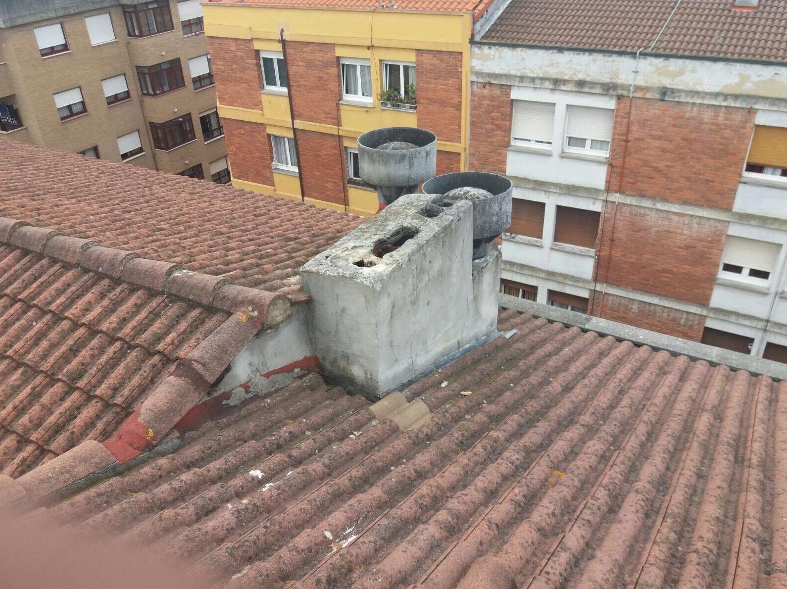 Foto 56 de Cubiertas y tejados en Gijón | Tecons
