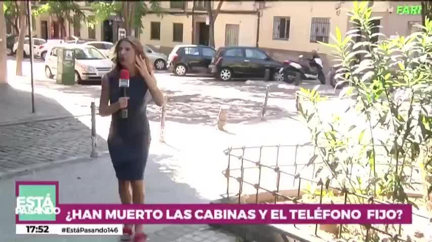 La vida sin móvil más cómoda  }}