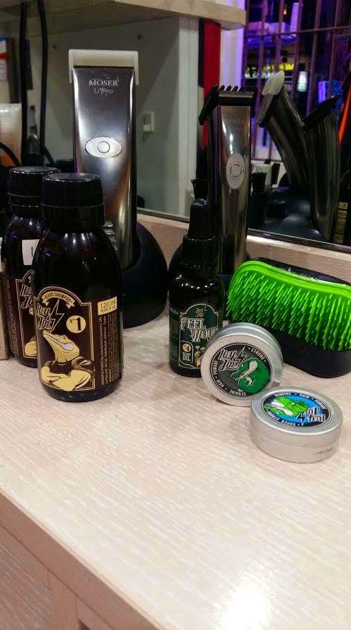 Productos especiales para barba: Servicios de ALFREDO GONZÁLEZ CORDERO