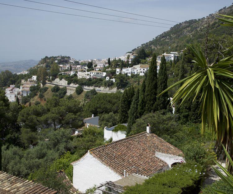 Villa with beautiful views