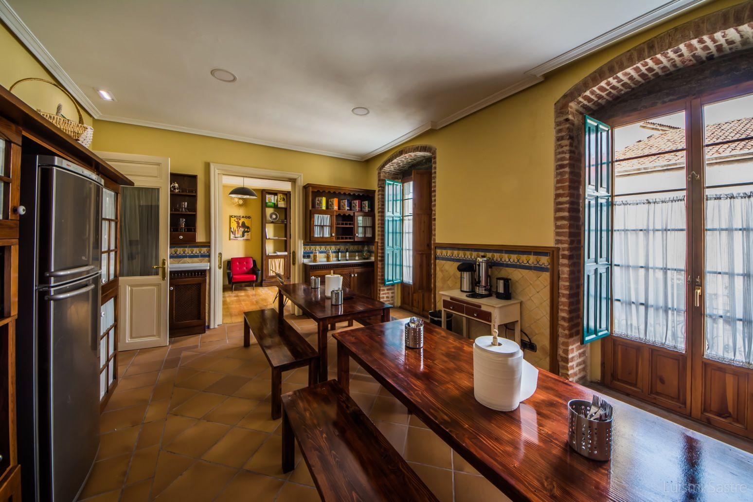Alojamiento con cocina equipada en León
