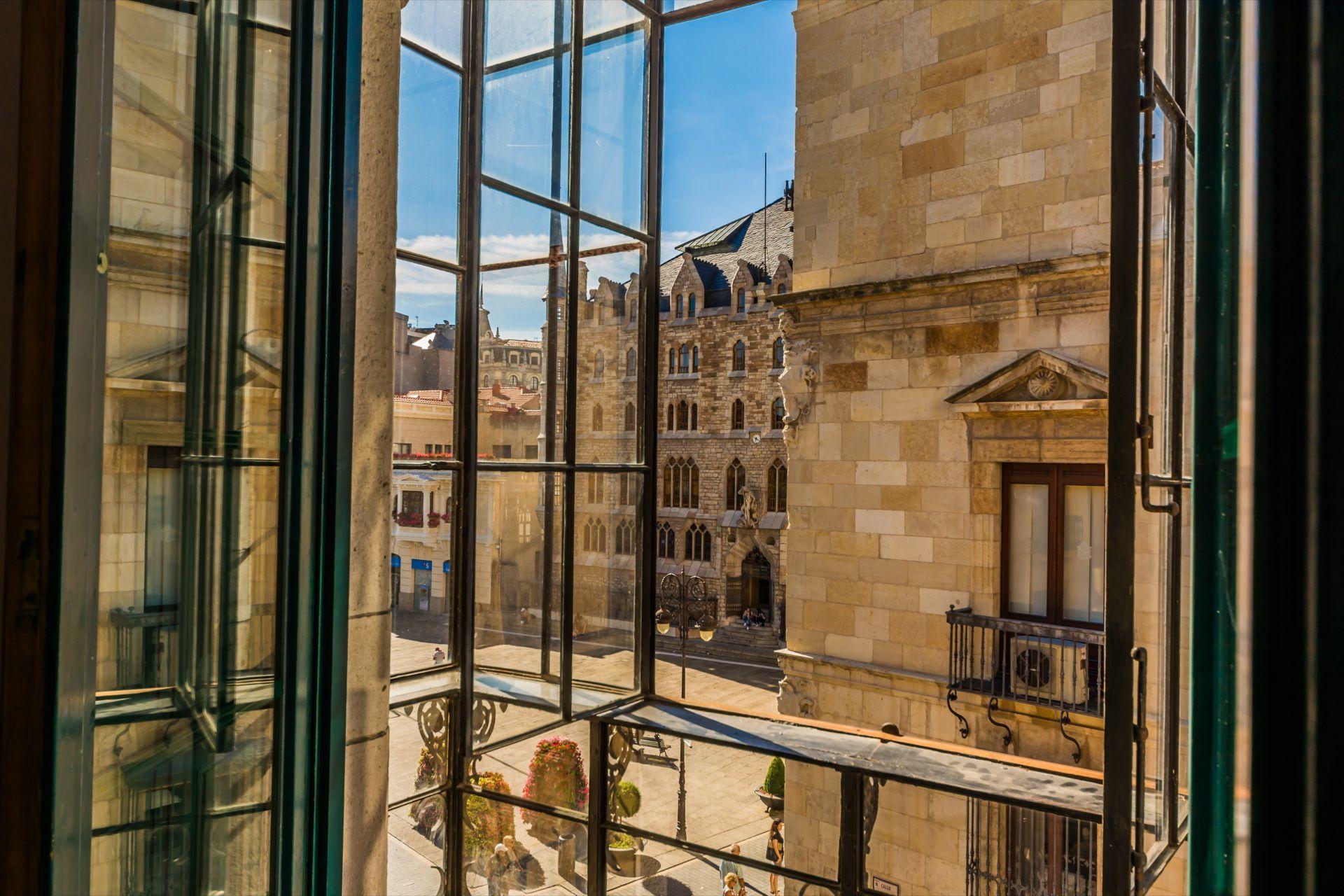 Hostel en el centro histórico de León