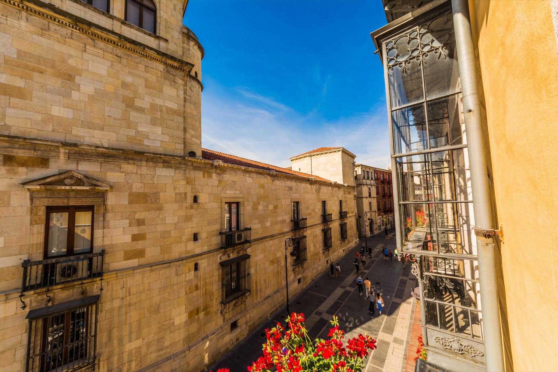 Alojamiento para grupos en León