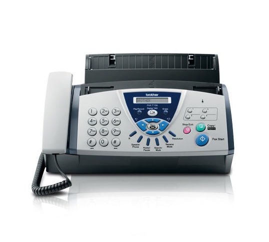 Equipos de fax láser y térmicos Brother