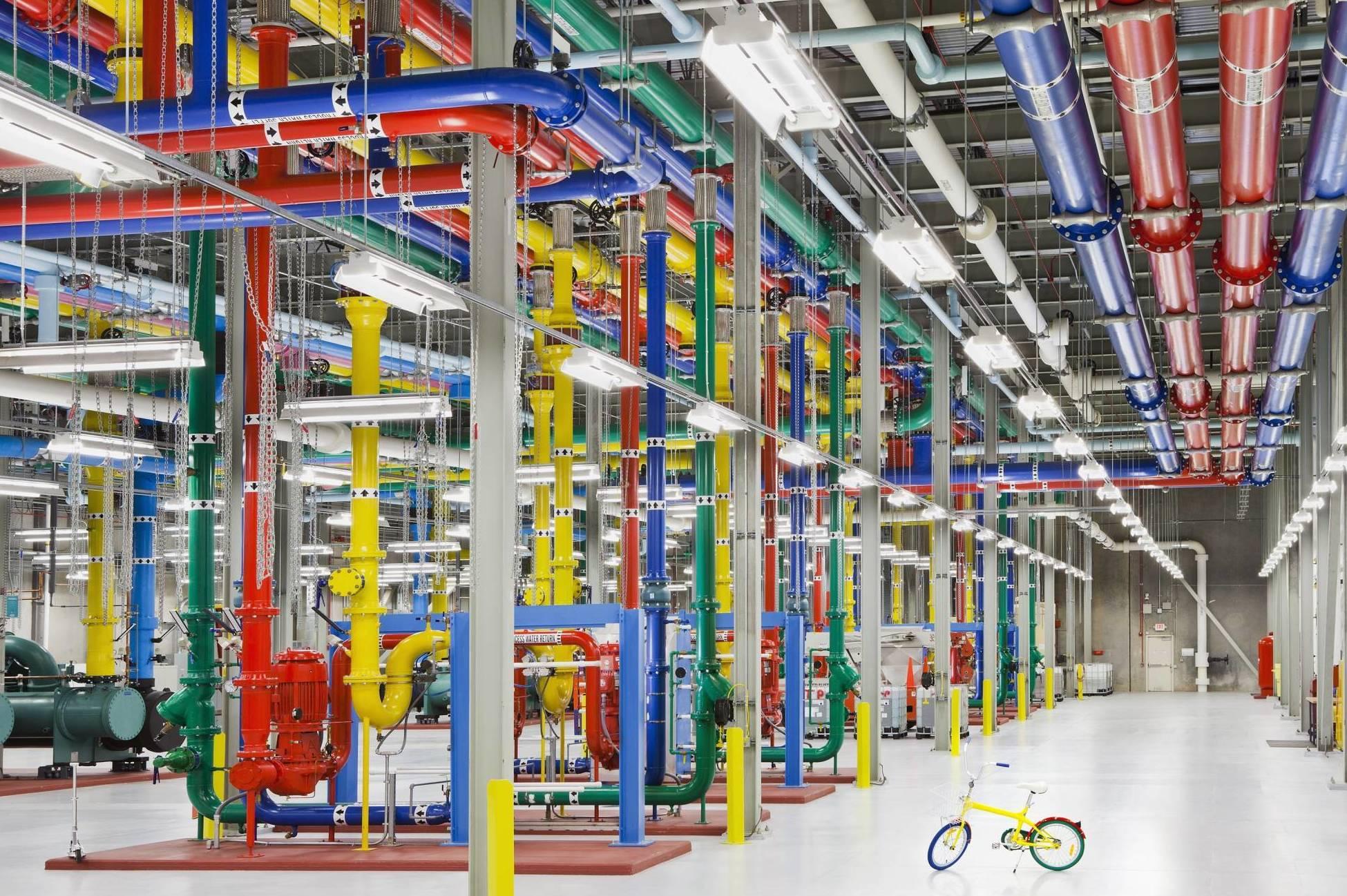 Google se prepara para la próxima batalla: la guerra en la 'nube'