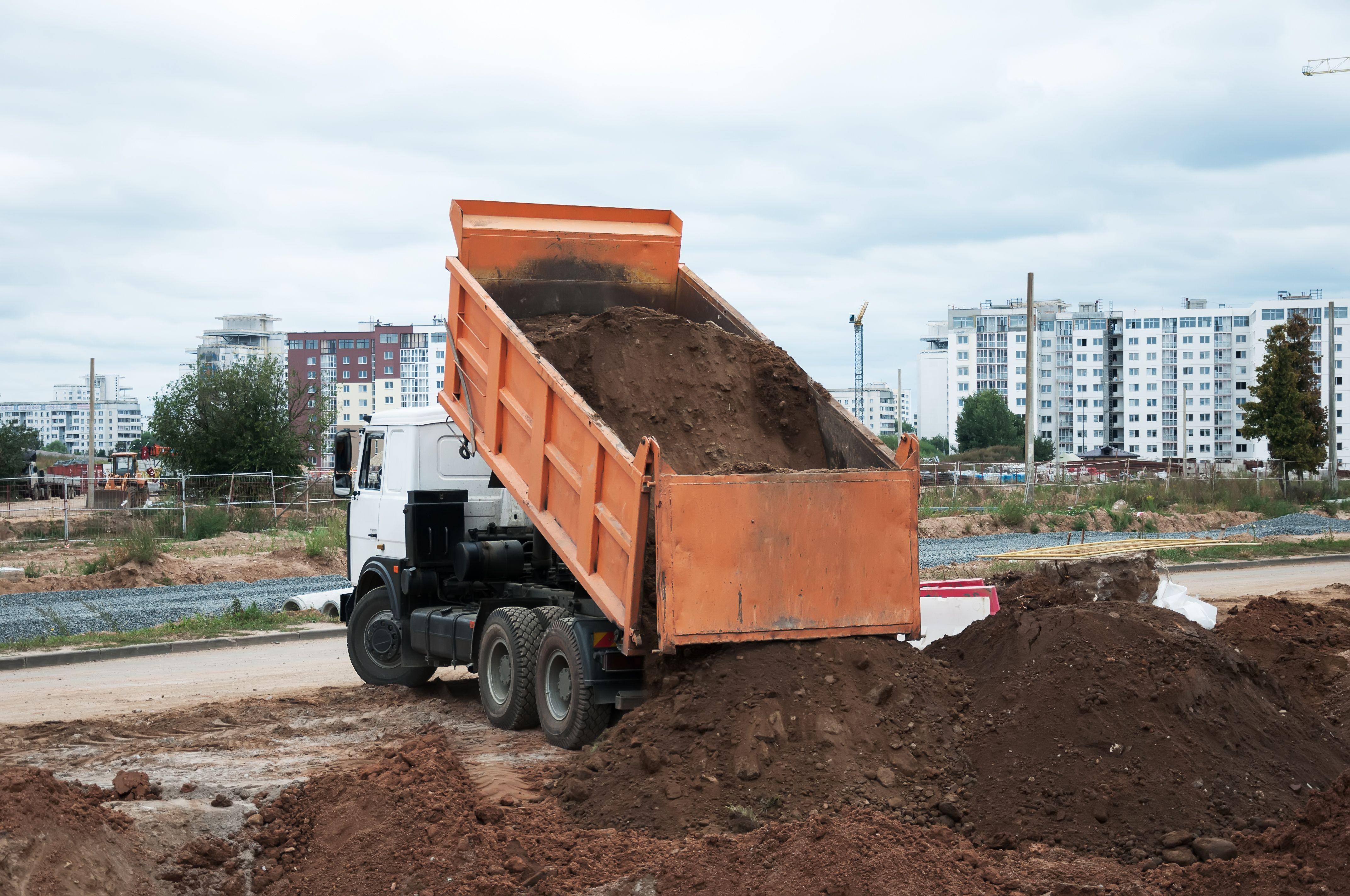 Nuestras obras: Servicios de Transportes Manchao