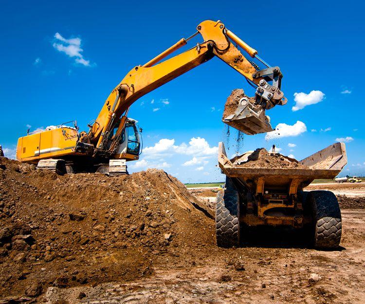 Empresa  de excavaciones en Alicante