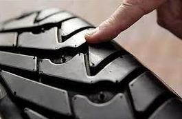 Vigila los neumáticos