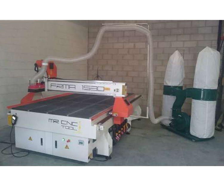 Máquina fresadora para plegado y curvado de metales en Canarias