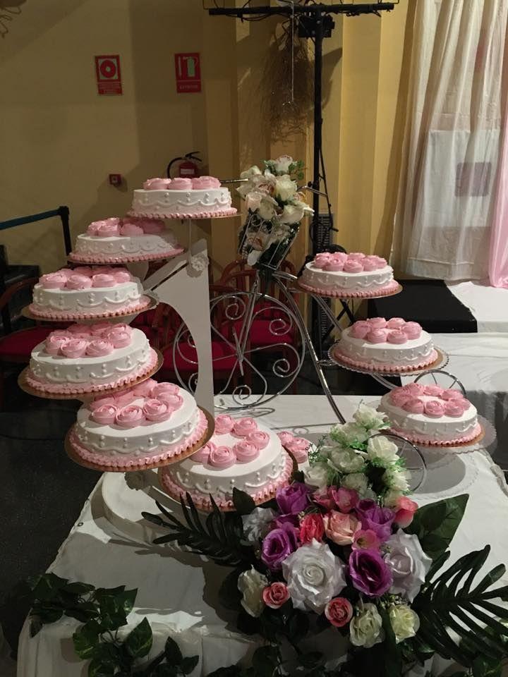 Servicio a domicilio: Servicios de Pastelería Tiramisú