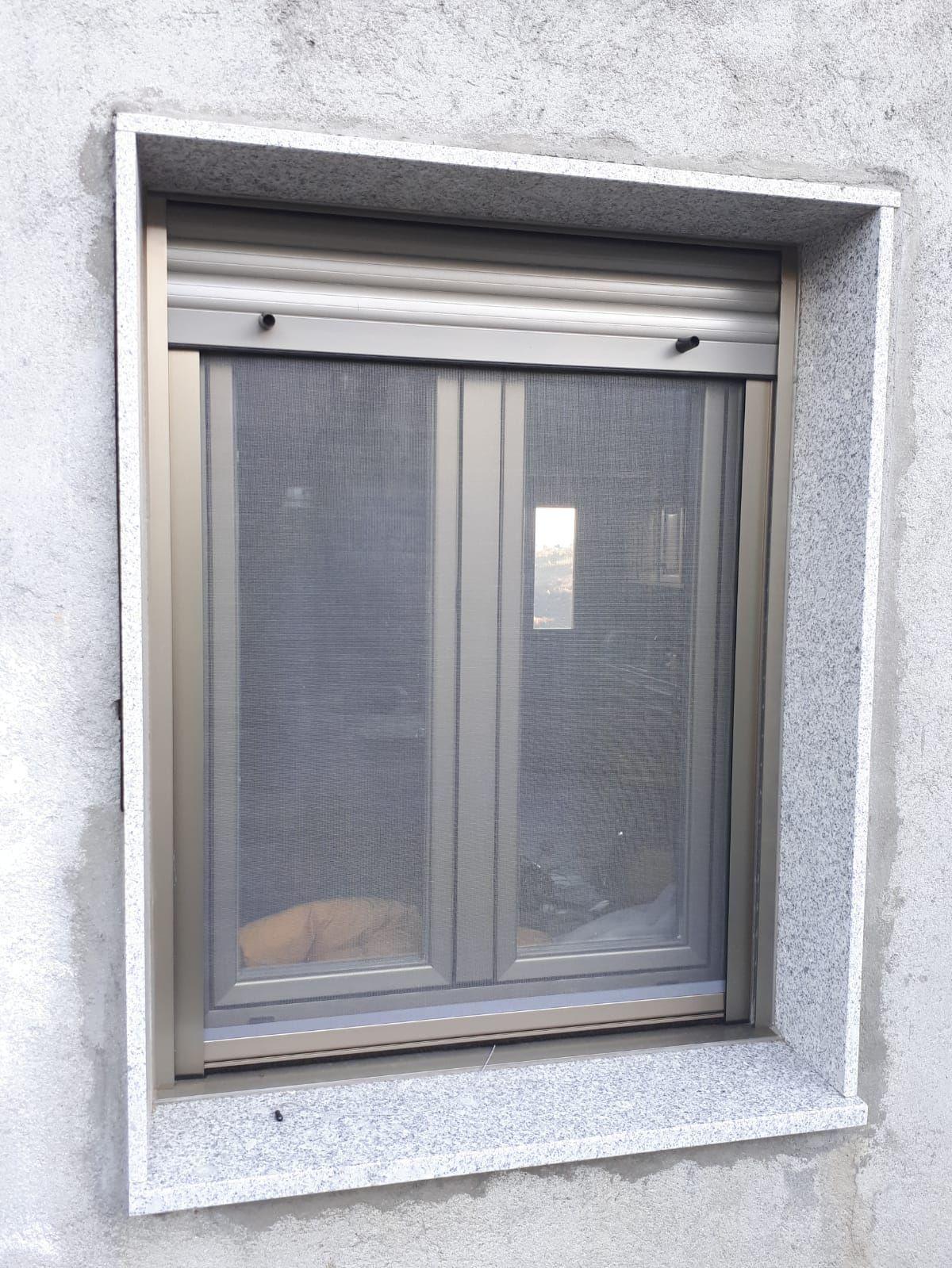Venta de ventanas de aluminio en Riós