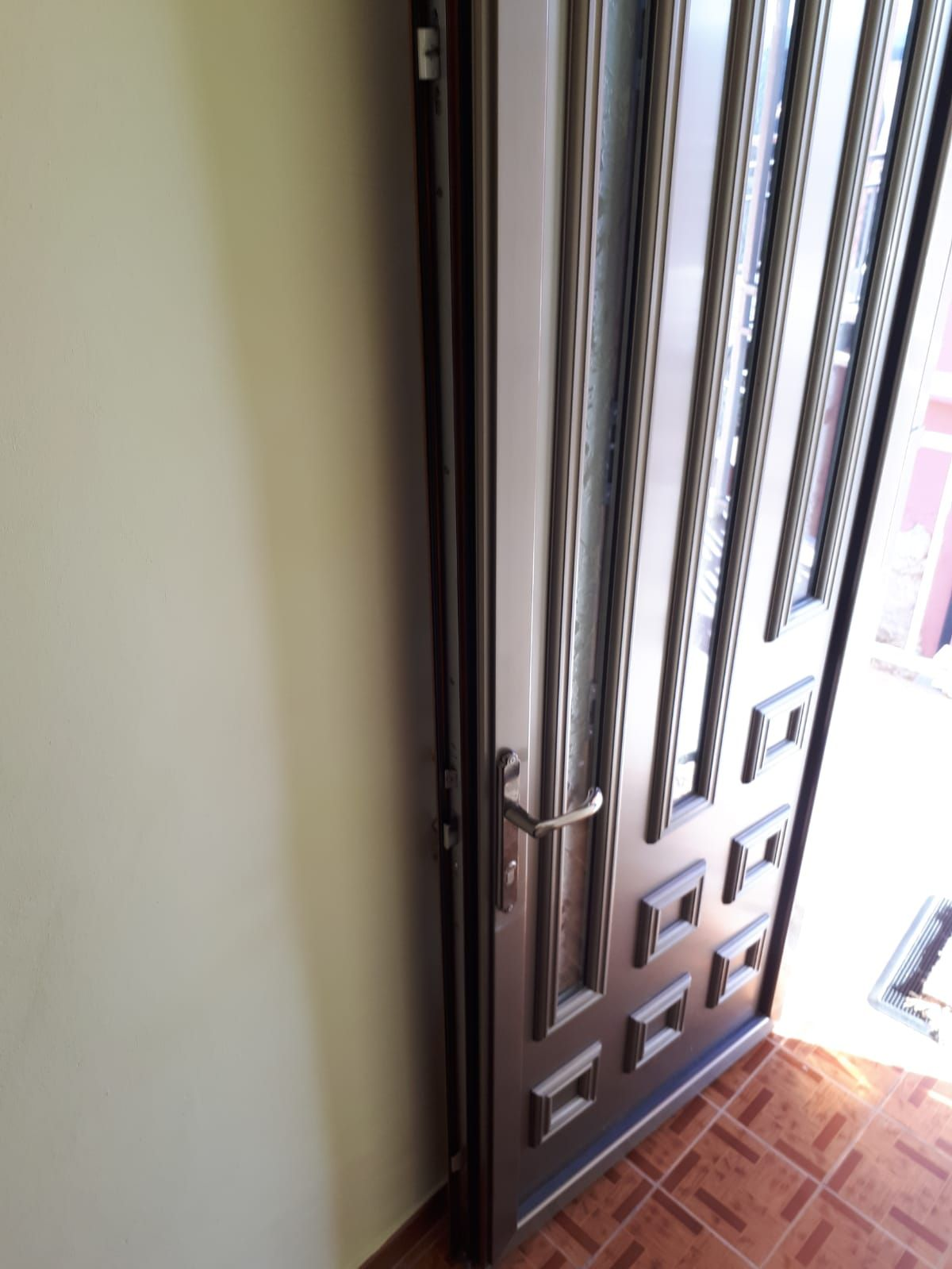Puertas de exterior en Riós