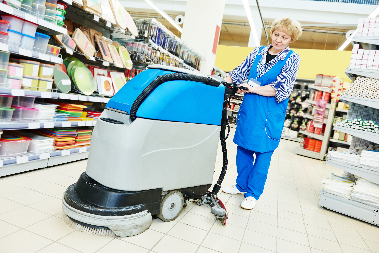 Limpieza de tiendas: Servicios de limpieza de H. M. Assignment Services