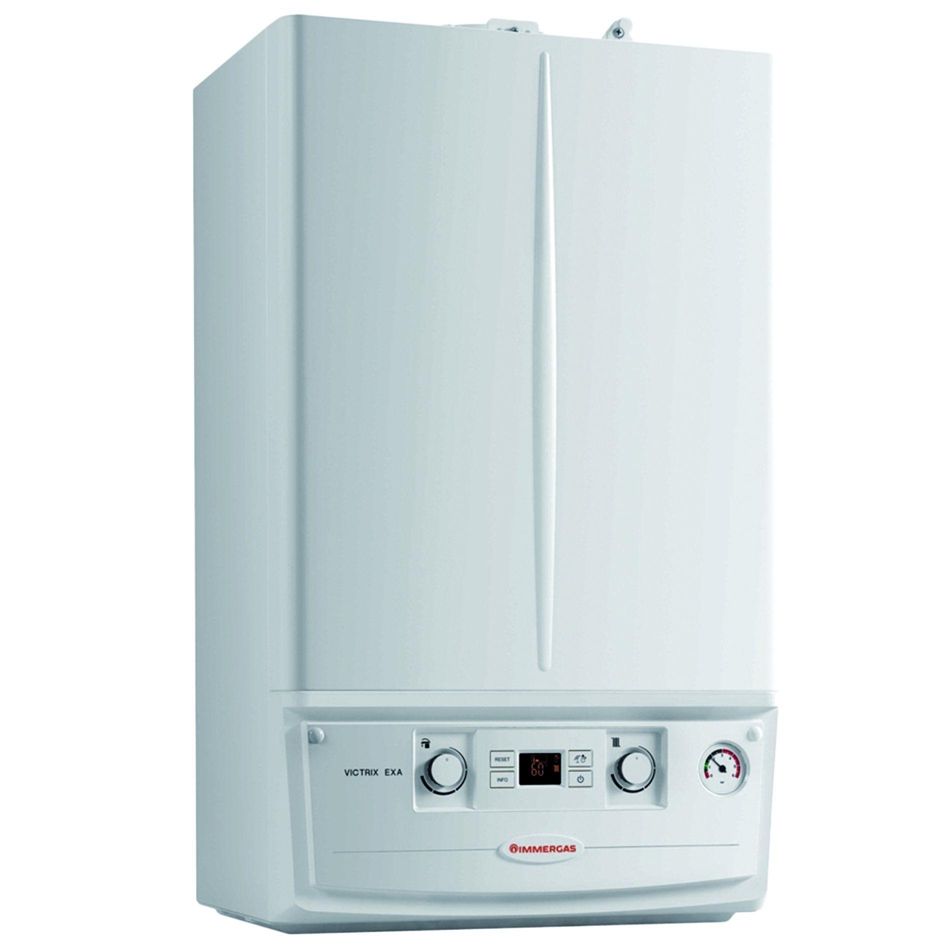 Calderas de condensación instantáneas Victrix Exa: Servicios de Instalaciones RR
