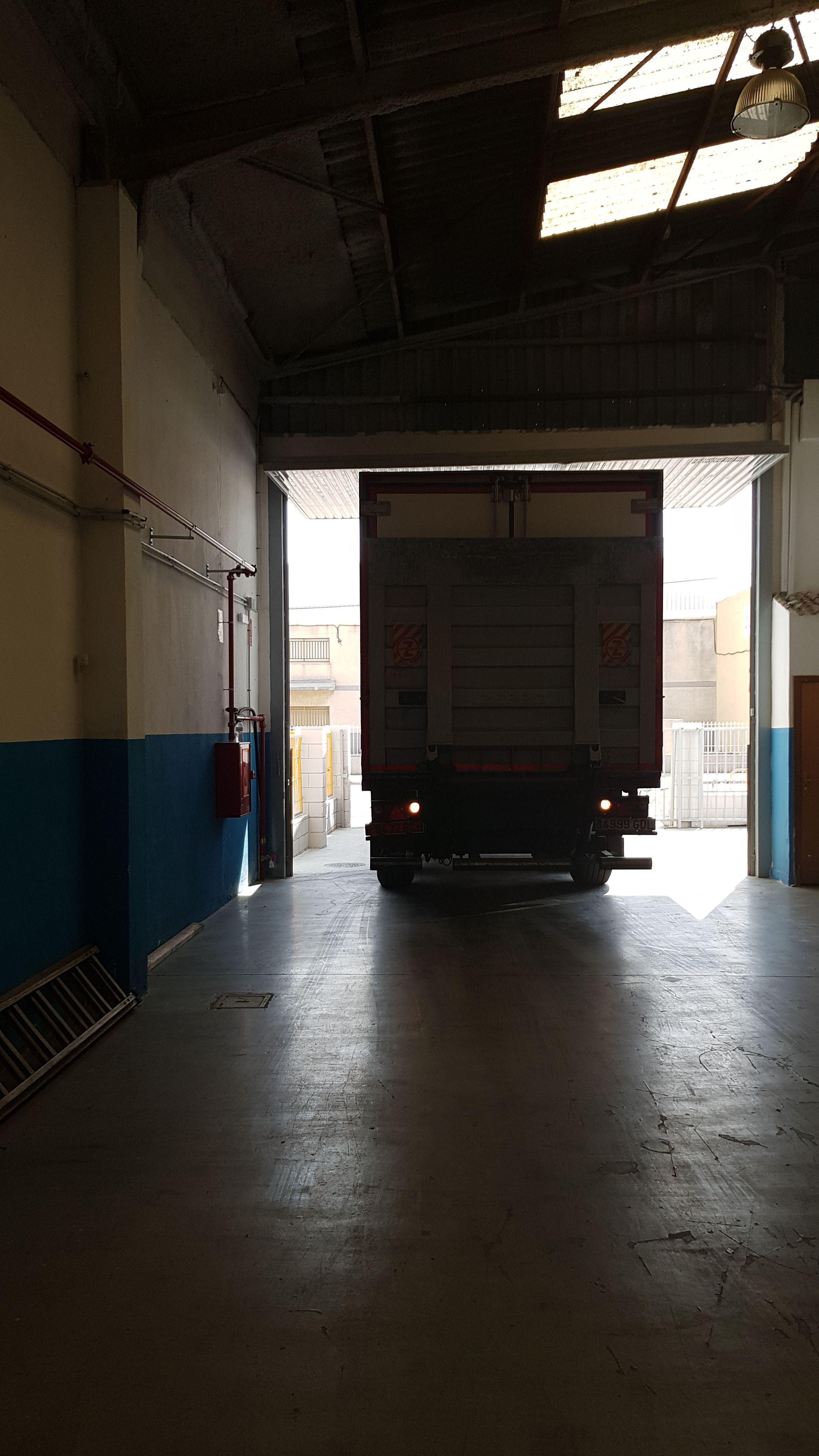 Taller mecánico especialista en camiones