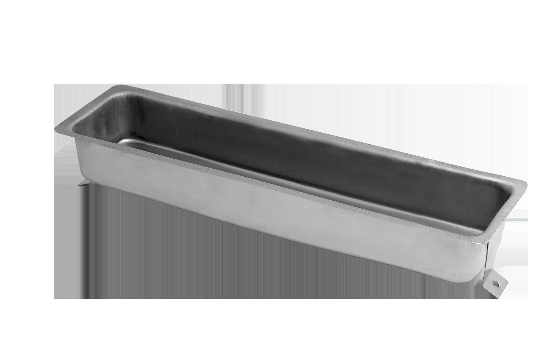 Bandeja evaporativa compuesta por 2 anclajes   : Productos   de Miracor