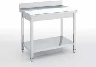 Mesa de corte con estantes : Productos   de Miracor