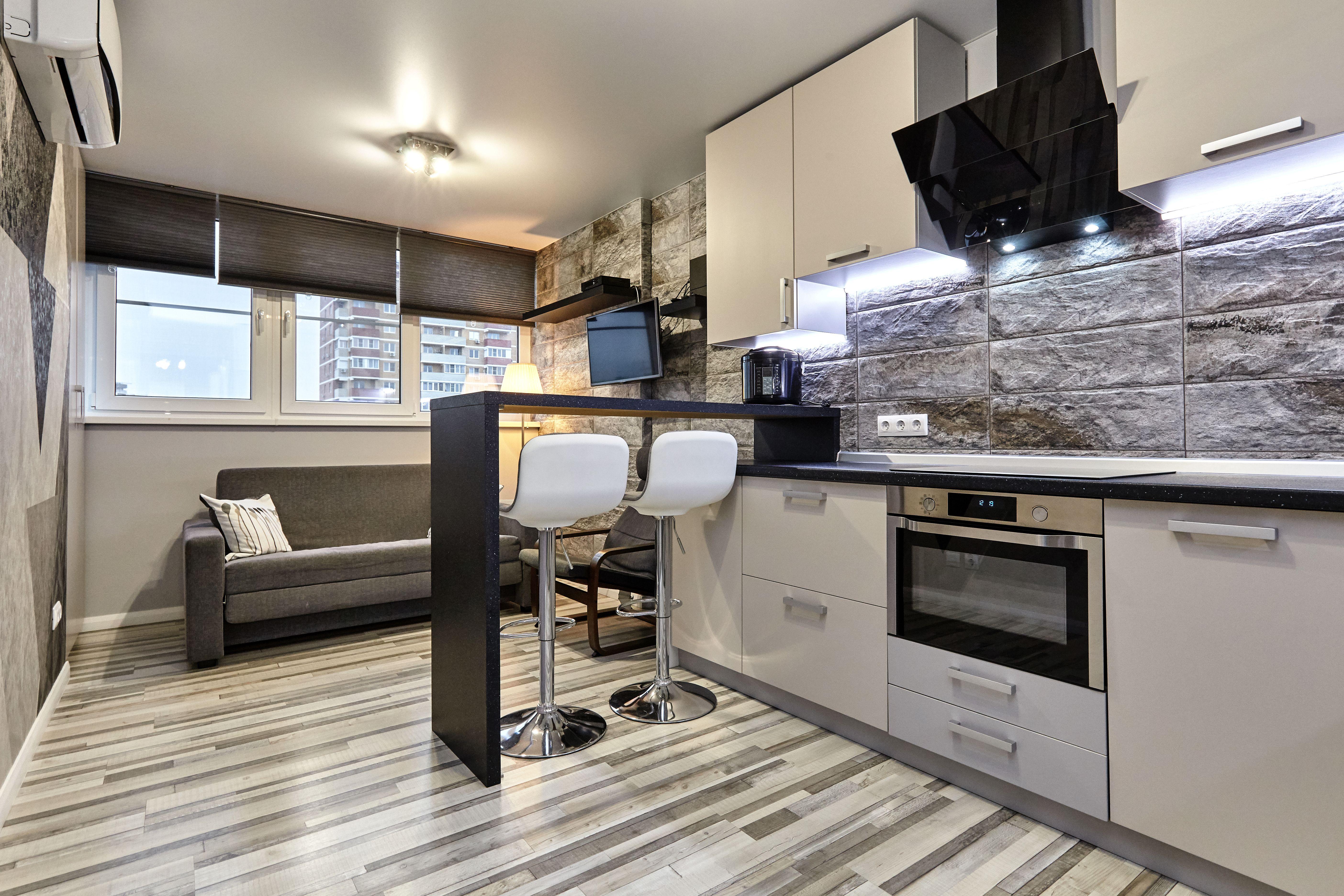 Muebles de cocina de diseño en Cuarte de Huerva para pisos