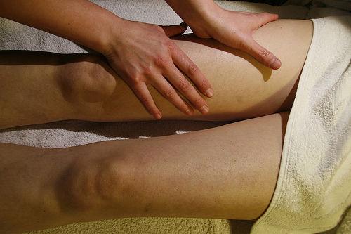 Drenaje linfático: Tratamientos de Centro de Fisioterapia Galán