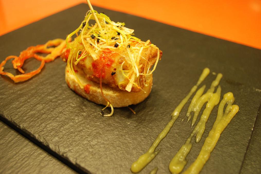 Foto 11 de Cocina tradicional en Vitoria-Gasteiz | Bar Restaurante Erkiaga