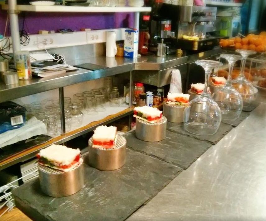 Foto 5 de Cocina tradicional en Vitoria-Gasteiz | Bar Restaurante Erkiaga