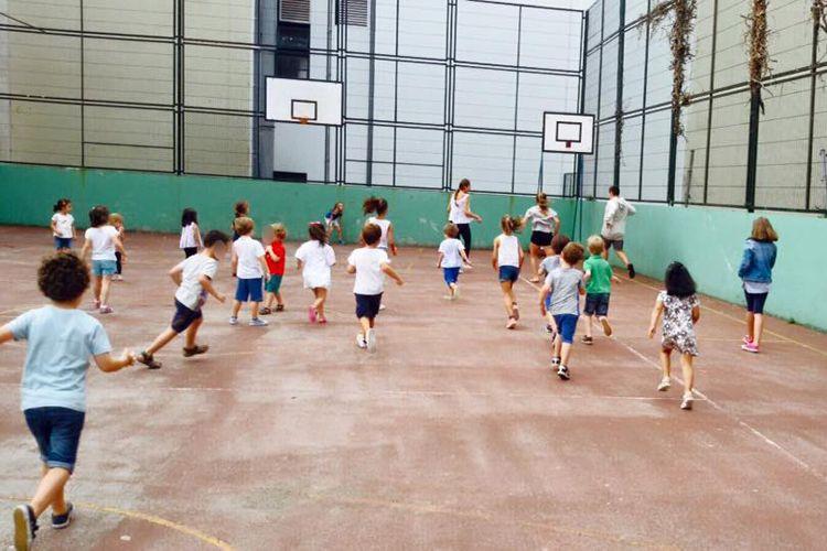 Actividades deportivas para los niños