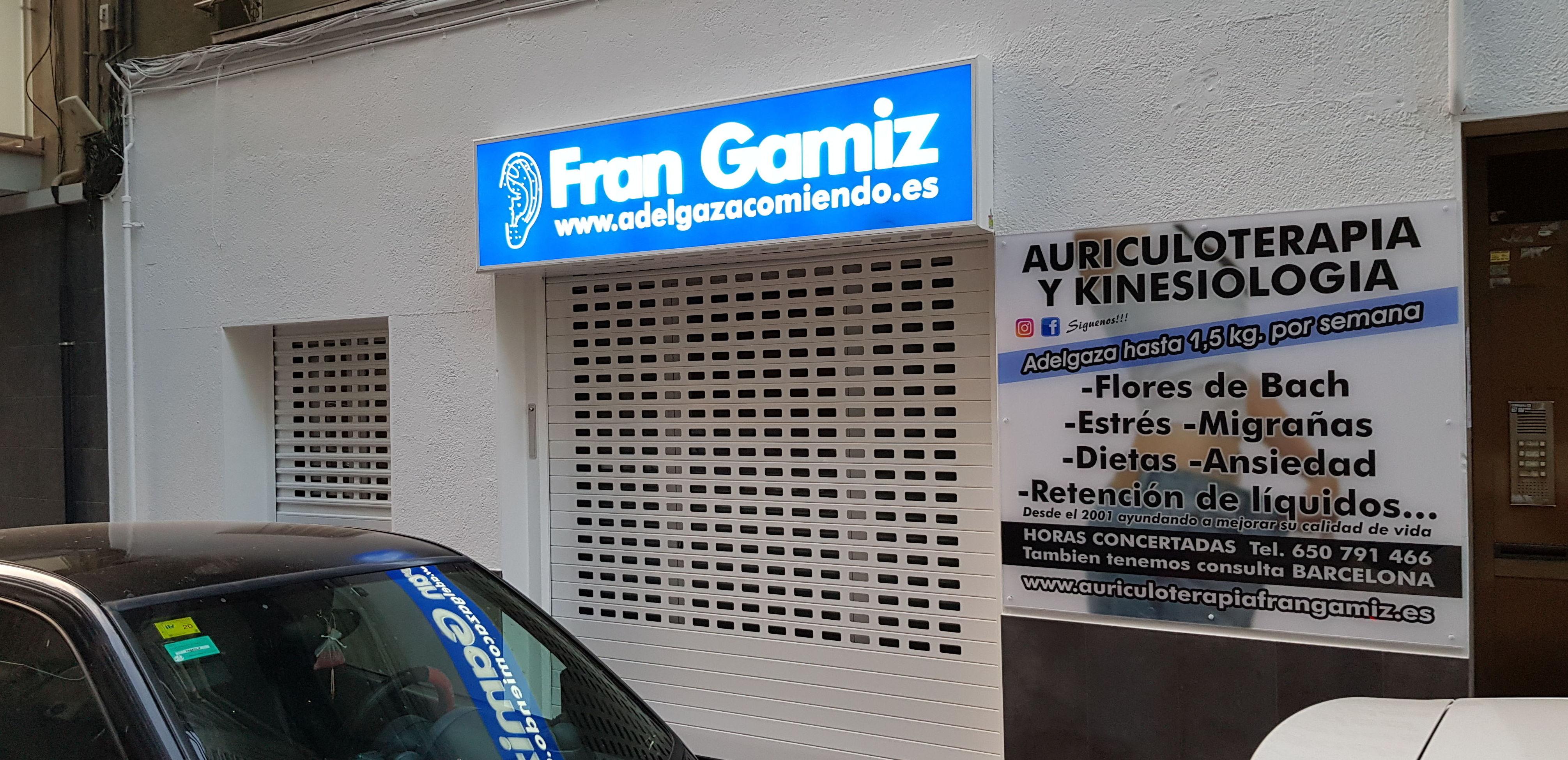 Perder peso con auriculoterapia en Blanes, Girona